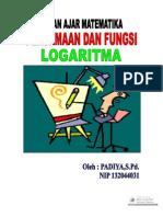Persamaan Dan Fungsi Logaritma
