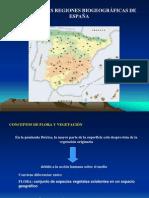 TEMA 9 - LAS REGIONES BIOGEOGRÁFICAS