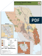 sonoma county sheriff's office zone map