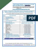 FSSC 22000 Documents