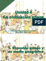 Unidad 4 La civilización griega