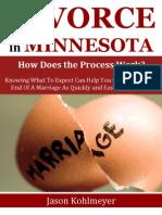 Divorce in Minnesota
