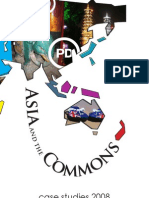 Asia and the Commons booklet