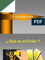 Resumen-Colorimetría
