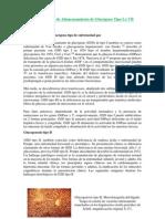 Seminario 2 - Enfermedades de Almacenamiento de Glucógeno Tipo I a VII