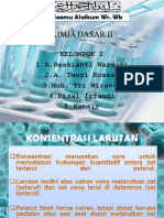 Tgas Pak Sappe Wali Kellompok 1