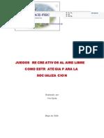 Import an CIA Del Juego Al Aire Libre - Seminario