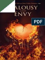 Jealousy & Envy by Shaykh Saalih Ibn Fawzaan Al Fawzaan
