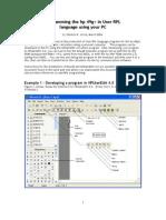 ProgrammingUserRPLInPC.doc