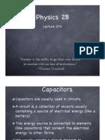 PHYS2B - CapacitorLec