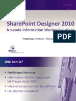 Diwug Sharepoint Designer 2010 Fh20100622