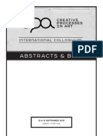 abstracts  bios