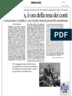 Rassegna Stampa 26.08.2013