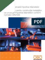 Componente Pentru Constructia Instalatiilor de Protectie Immpotriva Trasnetelor 157