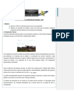 lab1 DESPLIEGUE DE LA FUNCIÓN DE CALIDAD