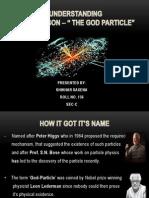 Higgs Boson.pptx