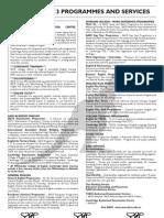 호주 SACE 2013 Fees Enrolment Form