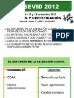 Clones y Certificacion