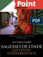 Le Point - De Véda à Gandhi - Sagesses de l'Inde