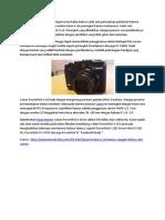 PowerShot G 16, Kamera Canggih Terbaru Dari Canon