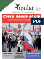 El Popular 238 PDF Órgano de prensa del Partido Comunista de Uruguay.