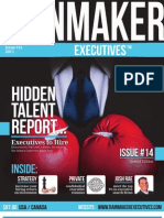 Rainmaker Executives Issue #14 - Talented People You Want Working for YOUR Company™