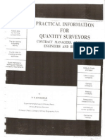 126446668 Quantity Surveying