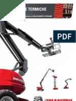 Manitou Diesel Aerial Work Platforms (IT)