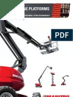 Manitou Diesel Aerial Work Platforms (EN)