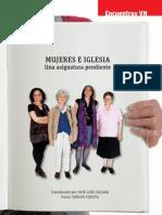 VN2777_pliego - Mujeres en La Iglesia, Asignatura Pendiente