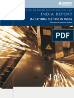 C&W Industrial Sector in India