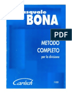 Pasquale Bona Metodo Per La Divisione