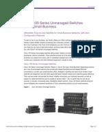 Cisco 100 Series Datasheet_C78-582017