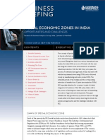 C&W Special Economic Zones in India