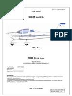 Tecnam P2002 Sierra Deluxe - Flight Manual