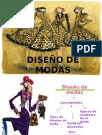 diseño de modas