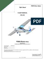 Tecnam P2004 Bravo Deluxe - Flight Manual