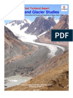Snow and Glacier studies (ISRO, Ahmedabad, 2010)