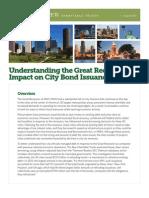 Pew Bond Report on municipal borrowing practices