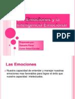 Las Emociones y La Inteligencia Emocional