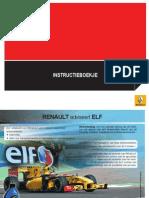 """Handboek de """"nieuwe"""" renault Clio - Nederlands"""