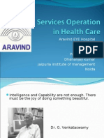 Services Operation InHealth Care
