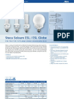 Lampe Basse Consommation
