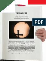 VN2852_pliego - Crisis de Fe
