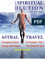 Astral Travel -  Your Spiritual Revolution eMag - July 2007 Issue