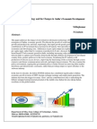 Information Technology and India's Economic Development