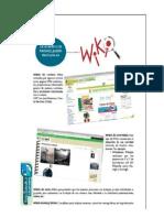 clasificación de wikis