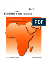 Airtel in Africa Key Factors & SWOT Analysis 2012