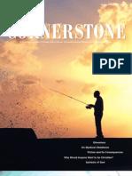 Cornerstone Magazine Volume II, Issue II