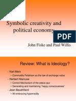 Symbolic Creativity